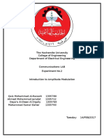 Communication LAB Report