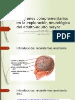 Examenes Complementarios y Aportes de La Neuroimagen