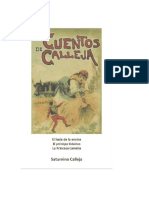 Calleja Saturnino - Los Cuentos de Calleja