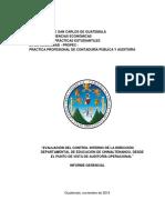 1 Informe Gerencial