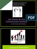 Las Claves de Una Comunicación Asertiva