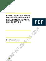 (19032015) Estrategia Gestion Del Riesgo