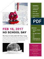 02 16 2017 DAY CAMPS