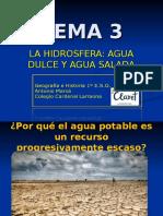 Tema 3 - Las Aguas