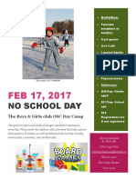 02 17 2017 DAY- CAMPS