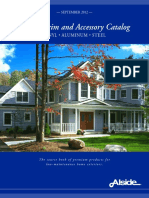 Alside Siding Trim and Accessory Catalog