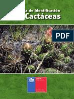 Cartilla de Identificacon de Cactaceas (SEREMI MMA Aysen, 2015)