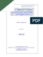 Cria y Reproducción de Guanacos en Cautividad (INTA y GTZ, 2001)