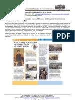 Newsletter 18-2010 Museu de História da Medicina