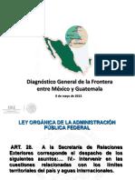 Frontera Sur Mexico