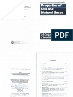 K S Pedersen; Aage Fredenslund; P Thomassen Properties of Oils and Natural Gases