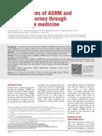 ASRM (2012) Best Practices of ASRM and ESHRE.pdf