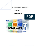 Manual Mach 3 Esp
