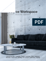 Source Workspace Acoustic Solutions