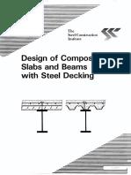 Design of Composite Slabs