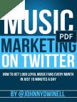 Music Marketing on Twitter v5