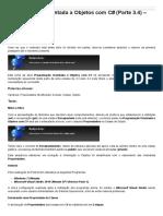 Sinergia - Programação Orientada a Objetos Com C# (Parte 3.4) – Encapsulamento