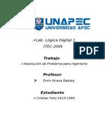Sistema de refrigeracion para  Lab.logica Digital