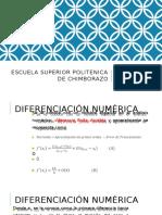 Diapositivas de Metodos Numericos