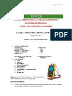 Informe 5 Electronica Digital
