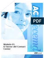 Manual Mod 01. El Sector Del Contact Center_Definitivo_V4 - Cestrella