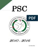 09045c5909ee0 PSC - UFAM  2010 - 2016  + Gabarito