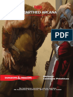 Unearthed Arcana - Bárbaro