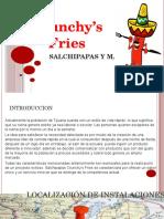 Proyecto Salchipapas