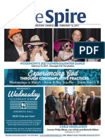 The Spire Newsletter, February 14, 2017