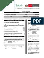 4 Ficha de Monitoreo Para Coordinadores(as) de Tutoría