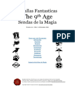The-ninth-Age Sendas de La Magia
