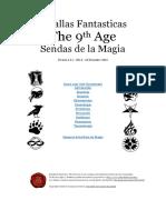 The-ninth-Age Sendas de La Magia