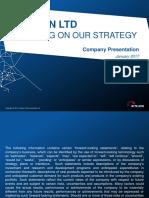 Actelion Company Presentation
