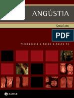 92 - Passo-a-Passo Psicanálise  - Angústia - Leite