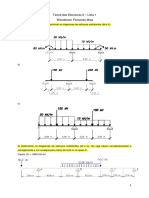 Lista 1- Teoria Das Estruturas 2