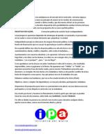 Presentacion. Iniciativa Per Alzira