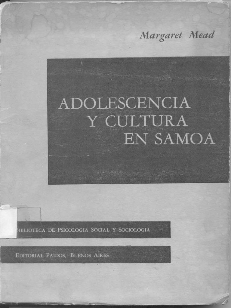 Margaret Mead Samoa