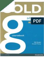 Gold Advanced Coursebook PDF