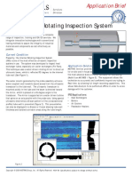 Internal Rotating Inspection System