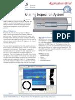 Internal Rotating Inspection System