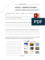 PowerPoint 2013 Prácticas
