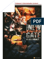 The New Gate Volumen 5 (TD CarlecBen)