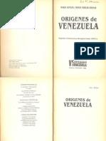 Sanoja y Vargas, 1999 - Origenes de Venezuela