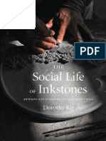 The Social Life of Inkstones