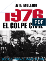 Vicente Muleiro - 1976 El Golpe Civil