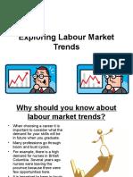 notes - exploring labour market trends