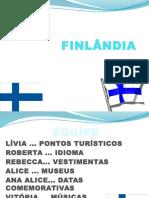 Trabalho Finlândia