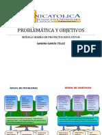Actividad 2 Problemática y Objetivos