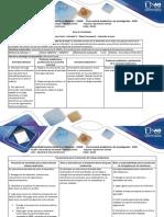 Guía Actividades y Rúbrica de Evaluación - Momento Uno - Actividad 1 - Mapa Conceptual - Inducción Al Curso