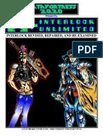 Datafortress 2020 - Interlock Unlimited - Core Rules 7-7-14